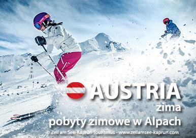Austria zima