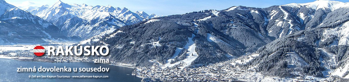 Rakúsko zima